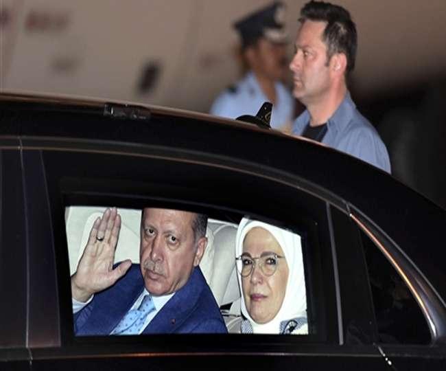 आतकंवाद समेत कई मुद्दों पर आज होगी भारत और तुर्की में वार्ता