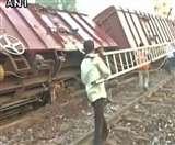 मुंबई: सोलापुर में मालगाड़ी के पांच डिब्बे पटरी से उतरे, 12 ट्रेनें डाइवर्ट
