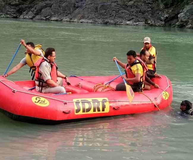 Engineer Drown in Ganga at Rishikesh 15950607