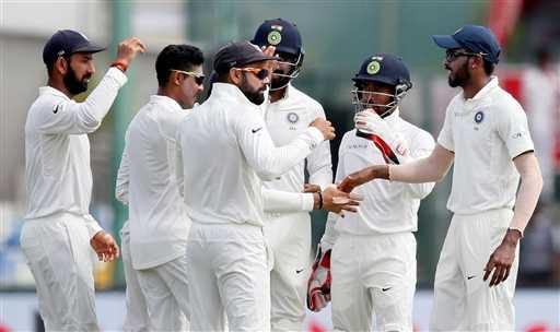 विश्व रिकॉर्ड बराबर करना चाहेगी विराट सेना, नौवीं टेस्ट सीरीज जीतने के करीब भारत