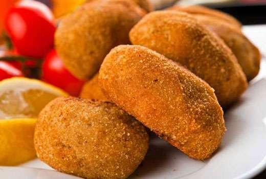 व्रत (उपवास) के व्यंजन पनीर कटलेट