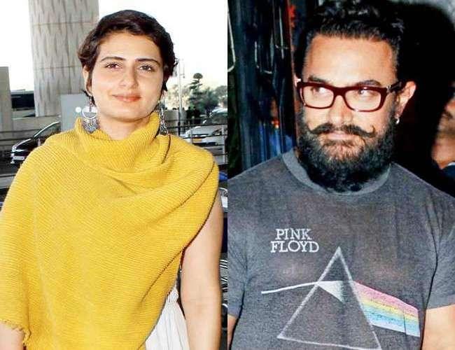 फातिमा सना शेख ही आमिर के साथ ठगेंगी हिंदुस्तान