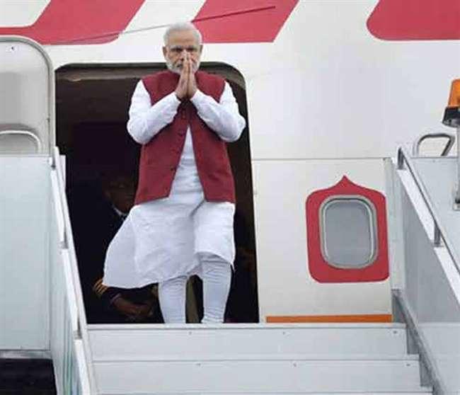 साहेबगंज में बोले PM मोदी- बदलाव के लिए जरूरी है विकास