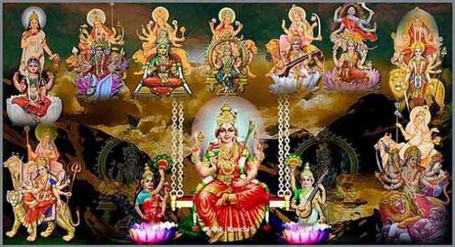 मंत्रों की शक्ति से देवी-देवताओं की शक्तियों का अनुग्रह प्राप्त किया जा सकता है