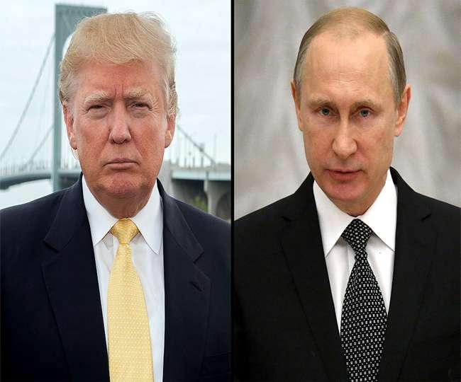 सीरिया में मिसाइल अटैक के बाद रूस ने निलंबित की अमेरिका से संधि