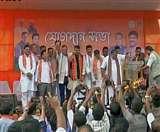 अब शाह के निशाने पर ममता, TMC के 6 विधायक BJP में शामिल