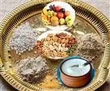 नवरात्र के व्रत से पहले ला कर रखें ये 5 खाने की चीजें
