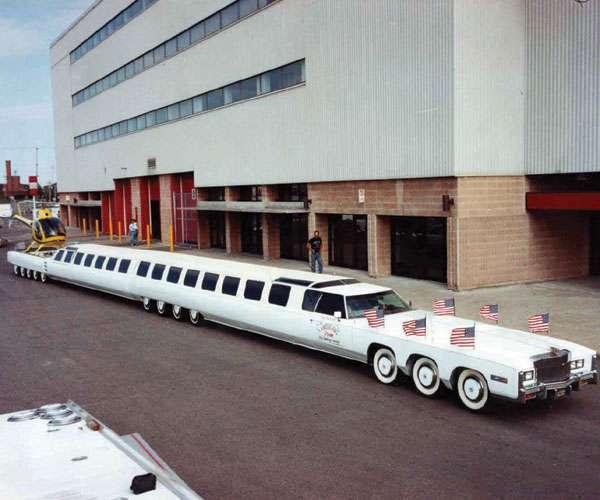 क्या आप जानते हैं दुनिया की सबसे लंबी कार की खासियत