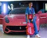 चाभी व रिमोट वाली कारों की जगह इस बच्चे को तोहफे में मिली डेढ़ करोड़ की Ferrari F12