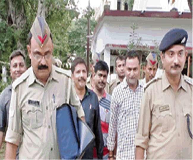 बीआरडी प्रकरण में चौथी गिरफ्तारी, जेल भेजा गया सुधीर पांडेय