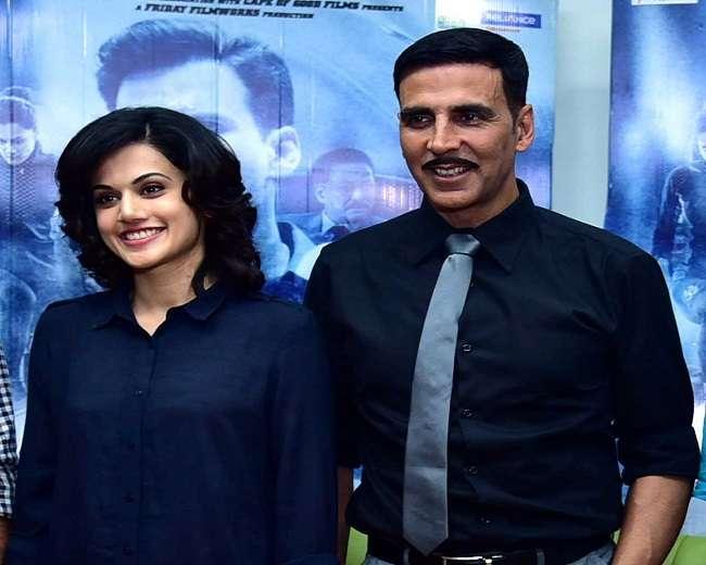 Exclusive : Baby के समय से था अक्षय कुमार और तापसी पन्नू के बीच कनेक्शन