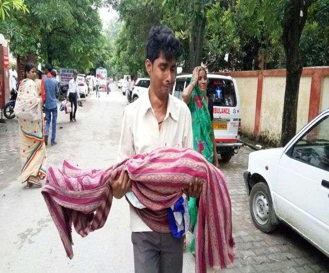 गोरखपुर मेडिकल कालेज में आॅक्सीजन सप्लाई ठप होने से 48 बच्चों की मौत