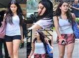 इन दो बेटियों की बॉलीवुड में है खूब चर्चा, देखिए लेटेस्ट तस्वीरें