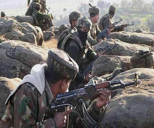 पाक ने एलओसी पर की गोलाबारी, भारतीय सेना ने दिया मुंहतोड़ जवाब