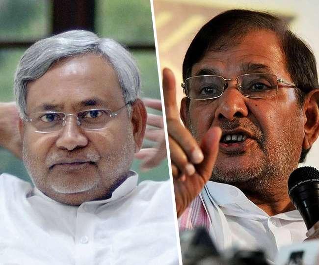 चुनाव आयोग का बड़ा फैसला, शरद का दावा खारिज, नीतीश का हुआ जदयू