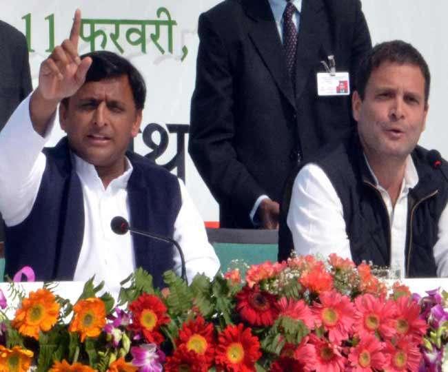 उत्तर प्रदेश के निकाय चुनाव में नहीं दिखेगी अखिलेश-राहुल की दोस्ती