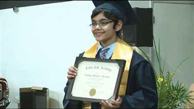 दस साल की उम्र में इस भारतीय लड़के ने यूएस में मचाया धमाल