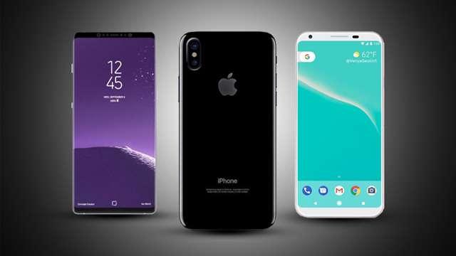 ये हैं साल 2017 में सबसे ज्यादा सर्च किए जाने वाले स्मार्टफोन्स