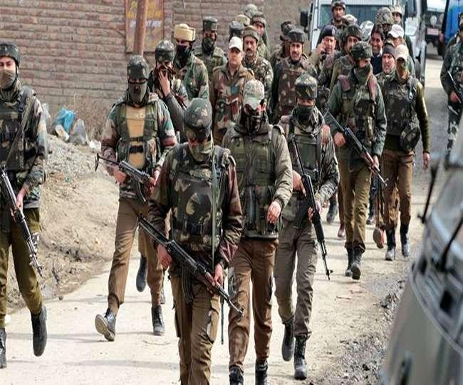 कश्मीर में मोस्ट वांटेड आतंकी यत्तु सेना के एनकाउंटर में ढेर