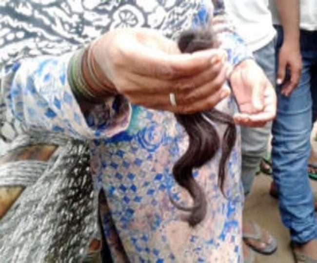 अफवाहों का दौर जारी, आठ और महिलाओं की कटी चोटी