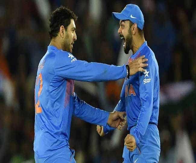 श्रीलंका के खिलाफ टी20 व वनडे सीरीज के लिए भारतीय टीम का एलान, युवी को नहीं मिली जगह