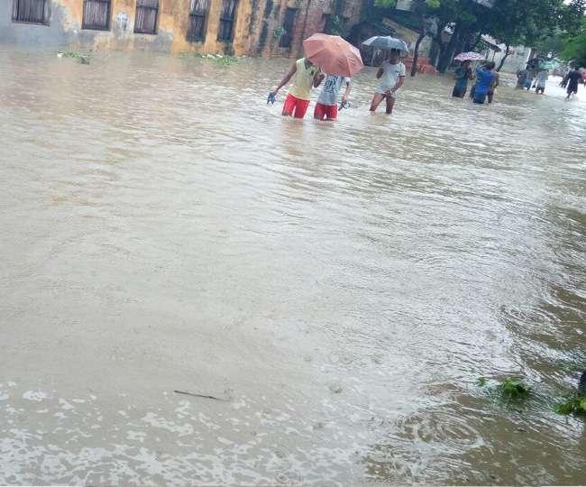 बिहार में बाढ़: सीएम नीतीश ने पीएम मोदी से मांगी मदद, तुरंत उतरी सेना