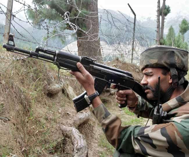 भीषण मुठभेड़ में दो आतंकी ढेर, दो जवान भी शहीद, सीमांत क्षेत्रों में दहशत