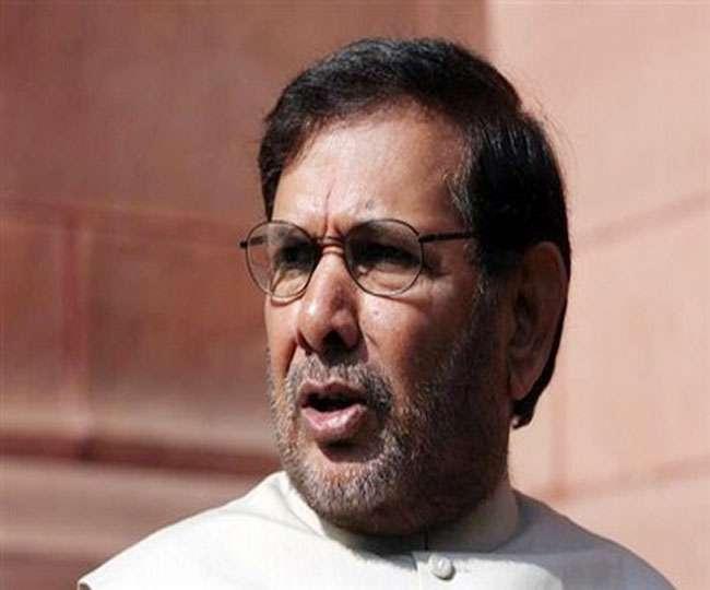 शरद यादव से जदयू ने कहा, जरा भी शर्म बची है तो राज्यसभा से दे दें इस्तीफा