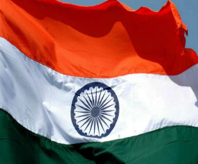 आजाद भारत में फहराया गया तिरंगा अभी तक सुरक्षित