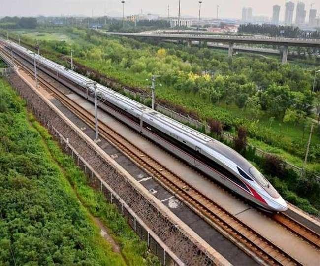 बुलेट ट्रेन परियोजना में चीन ने फिर दिखाई दिलचस्पी