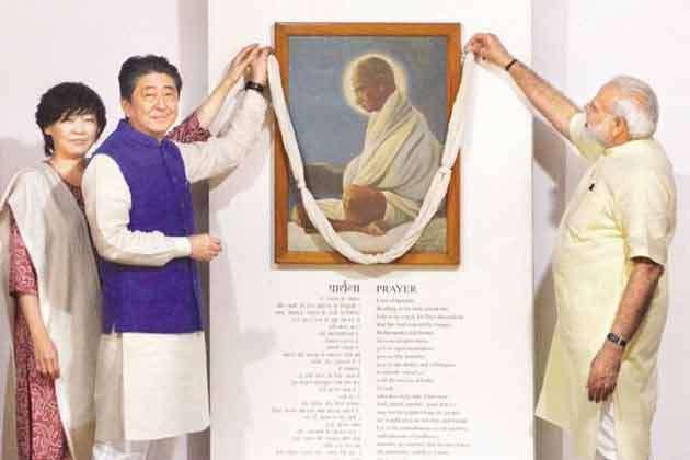 शिंजो अबे की भारत यात्रा के क्या हैं आर्थिक मायने, समझिए
