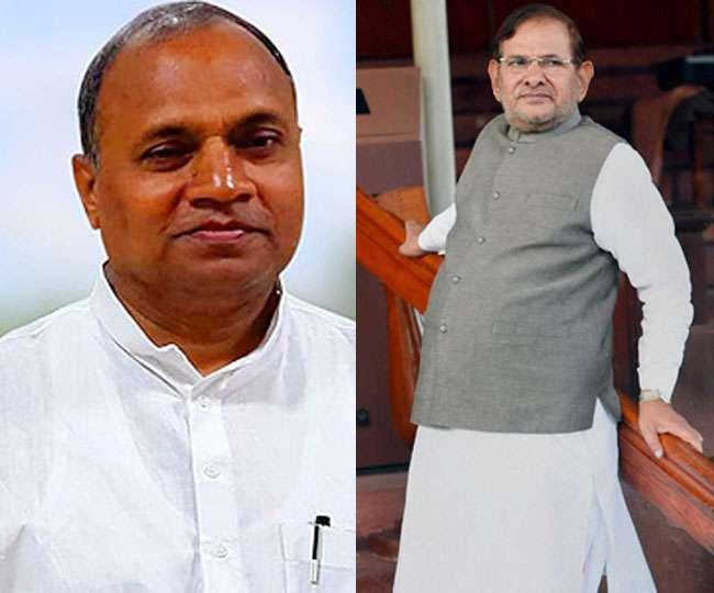 जदयू नेता का बयान- पार्टी में कोई टूट नहीं, शरद के मंसूबे फेल