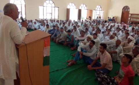 दादरी की कांग्रेस रैली होगी ऐतिहासिक : सोमवीर