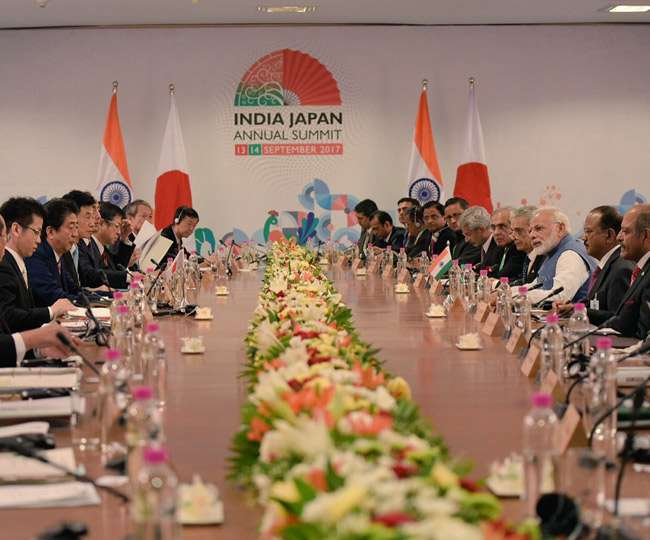 जापान-भारत के बीच अहम समझौते, पीएम मोदी ने कहा- भारत में खुलें अधिक जापानी रेस्तरां