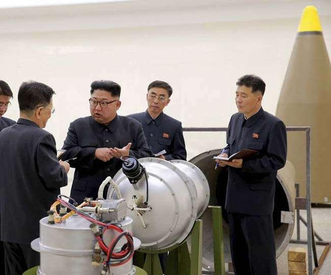 उत्तर कोरिया ने जापान को डुबोने और अमेरिका को राख में बदलने की दी धमकी