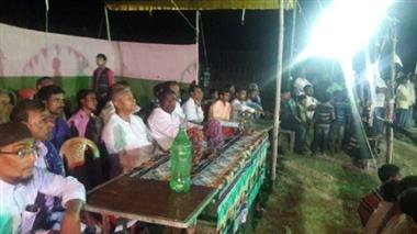 कालीगंज को हरा जाकिर हुसैन क्लब ने जीता कप
