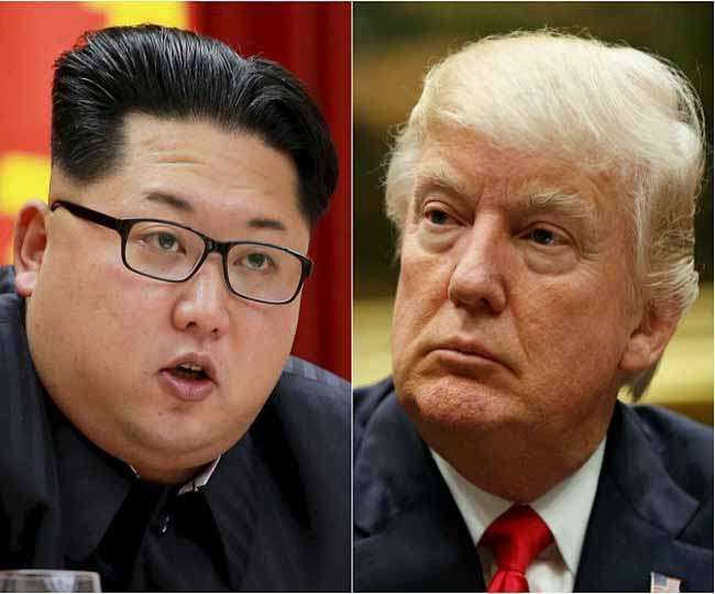 किम जोंग का दावा, हमारे निशाने पर हैं अमेरिका
