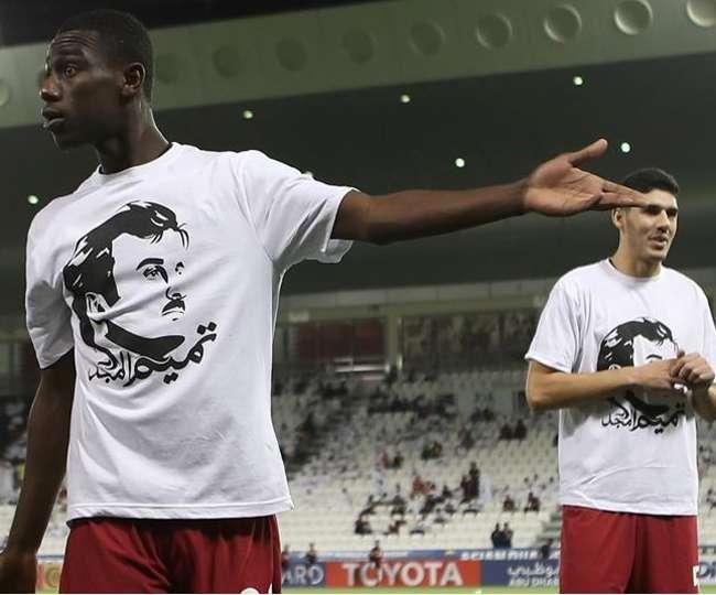 कतर की फुटबॉल टीम पर एक्शन ले सकती है फीफा