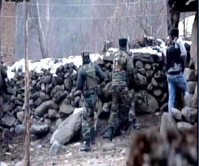 जम्मू-कश्मीर: पहलगाम में एनकाउंटर, हिजबुल मुजाहिदीन के तीन आतंकी ढेर