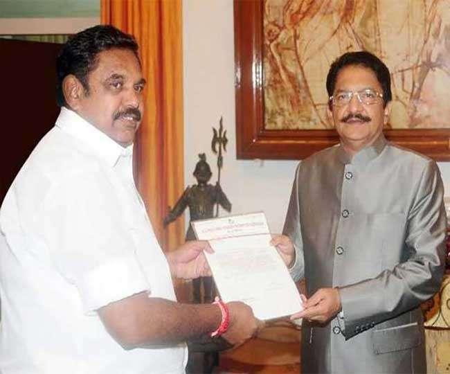 पलनीसामी होंगे तमिलनाडु के अगले सीएम, 31 मंत्रियों सहित आज लेंगे शपथ