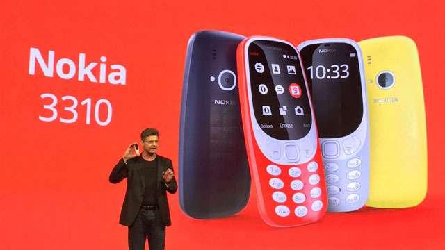 Nokia 3310 फीचर फोन की भारत में हुई वापसी, 18 मई से होगा उपलब्ध, कीमत 3310 रुपये