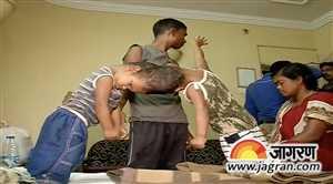 सिर से जुड़े जुडवां बच्चे बने एम्स की चुनौती