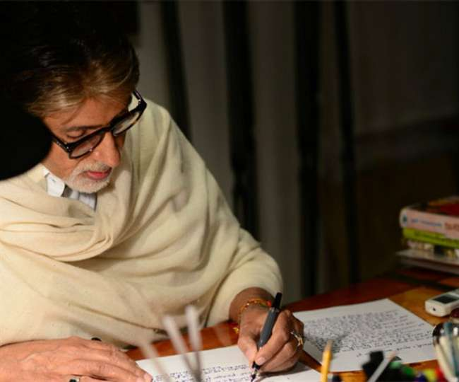 सुपरस्टार अमिताभ बच्चन ने एक बार फिर लिखा लेटर, इस टीवी स्टार के पिता के लिए