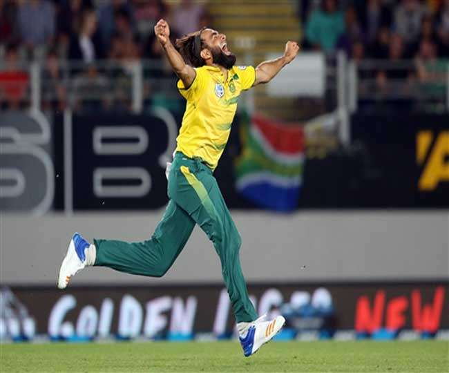 इस द. अफ्रीकी गेंदबाज ने कीवी बल्लेबाजों की लगाई क्लास, बना दिया रिकॉर्ड