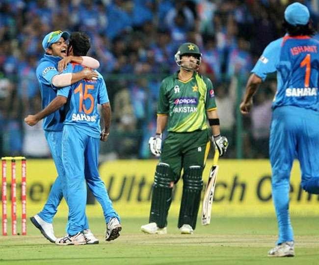 क्रिकेट फैंस के लिए खुशखबरी, जल्द भिड़ सकती हैं भारत-पाकिस्तान की टीमें