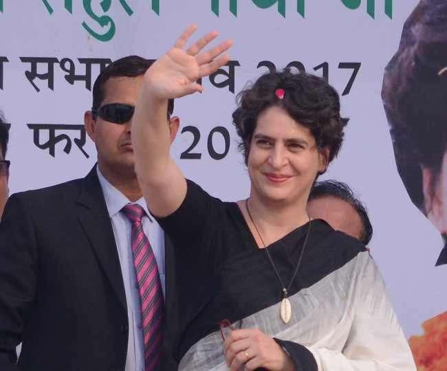 UP election: प्रियंका का प्रहार-यूपी को बाहरी बेटा गोद लेने की जरूरत नहीं
