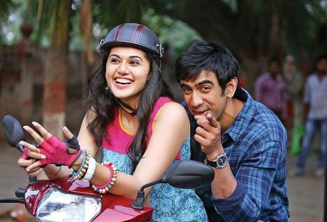 फिल्म रिव्यू: मूक और चूक से औसत मनोरंजन 'रनिंग शादी' (दो स्टार)