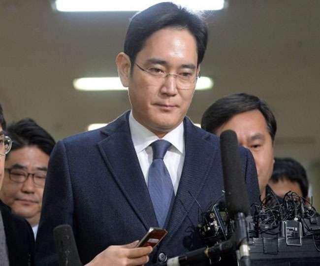 सैमसंग चीफ जे वाई ली गिरफ्तार, 36 मिलियन डॉलर रिश्वत देने का आरोप