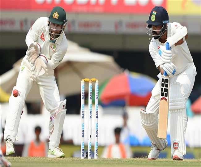 लोकेश राहुल का अर्धशतक, भारत अब भी ऑस्ट्रेलिया से 331 रन पीछे