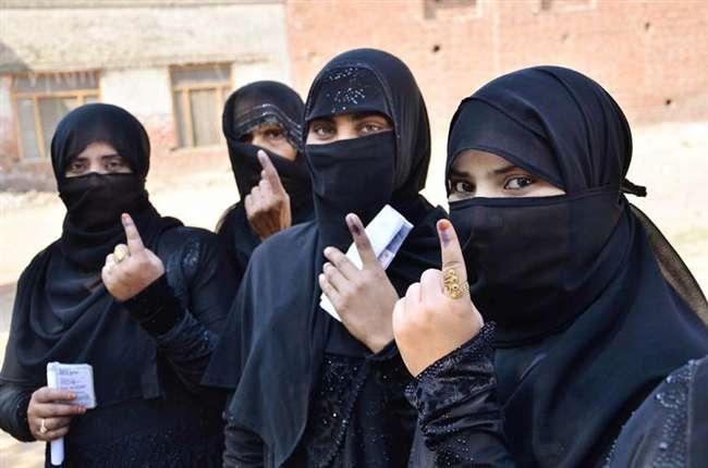 UP की जीत में मुस्लिम महिलाओं का अहम योगदान, BJP के पक्ष में की वोटिंग